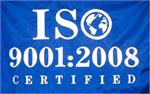 ISO Flags - 9001-2008 DESIGNS